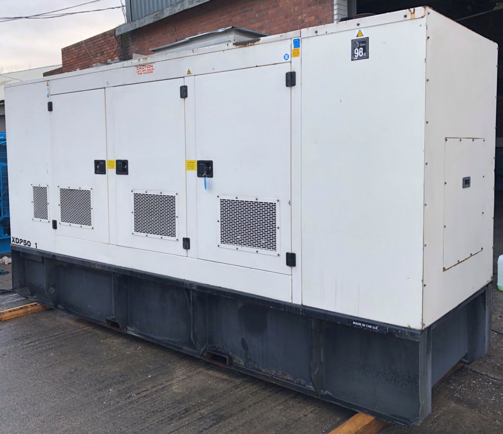250 KVA PERKINS LEROY SOMER ACOUSTIC 2