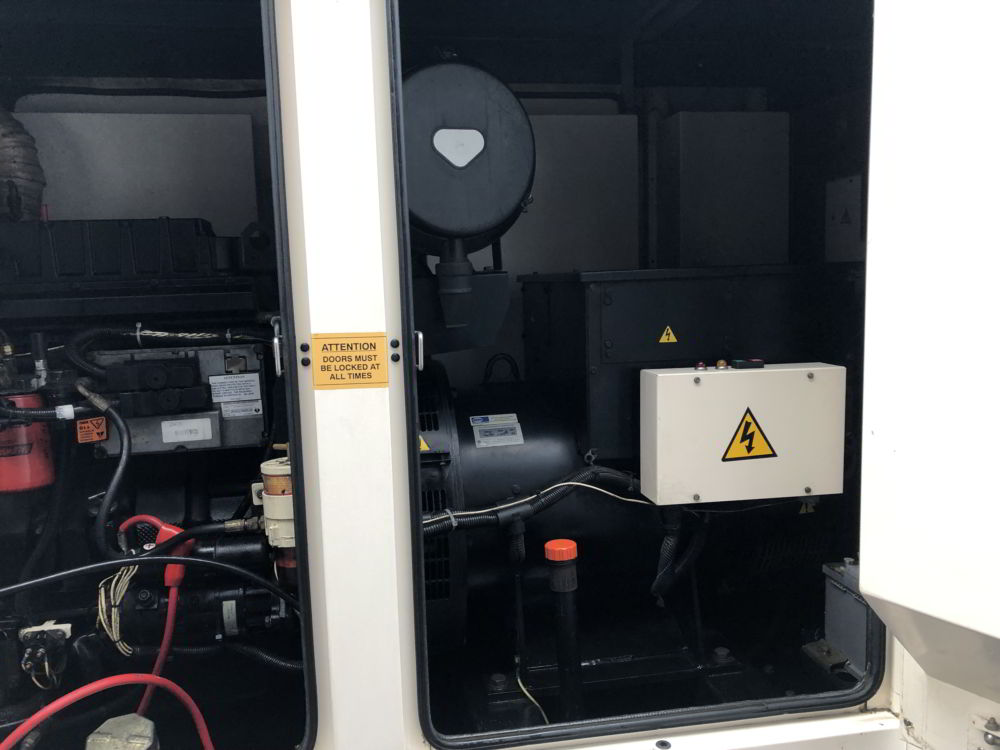 250 KVA PERKINS LEROY SOMER ACOUSTIC 3