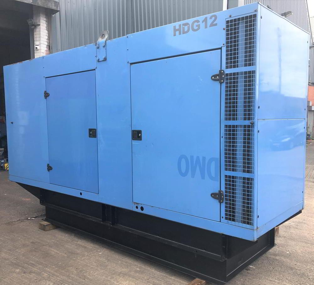 365 Kva SDMO John Deere/Meccalte Acoustic Generator 3