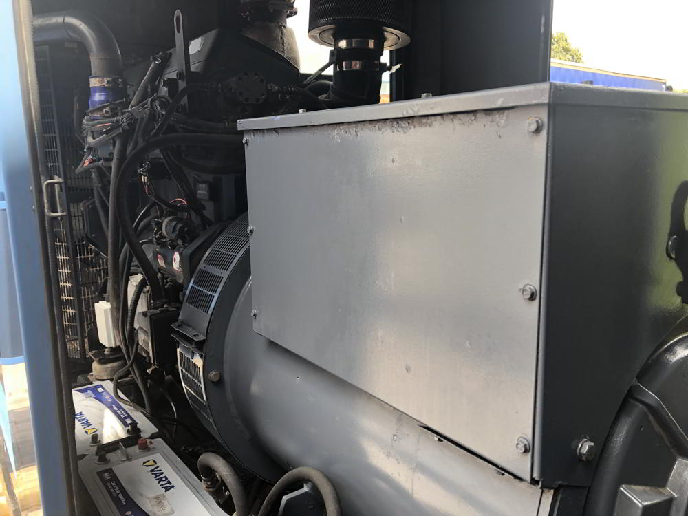 365 Kva SDMO John Deere/Meccalte Acoustic Generator 6