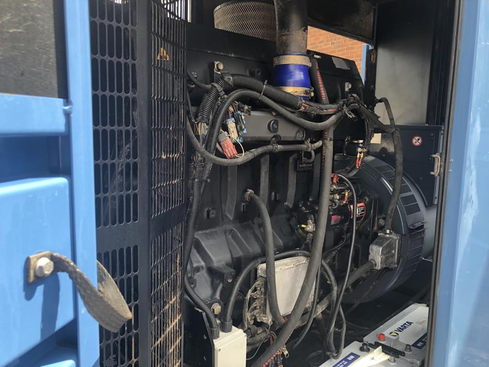 365 Kva SDMO John Deere/Meccalte Acoustic Generator 7