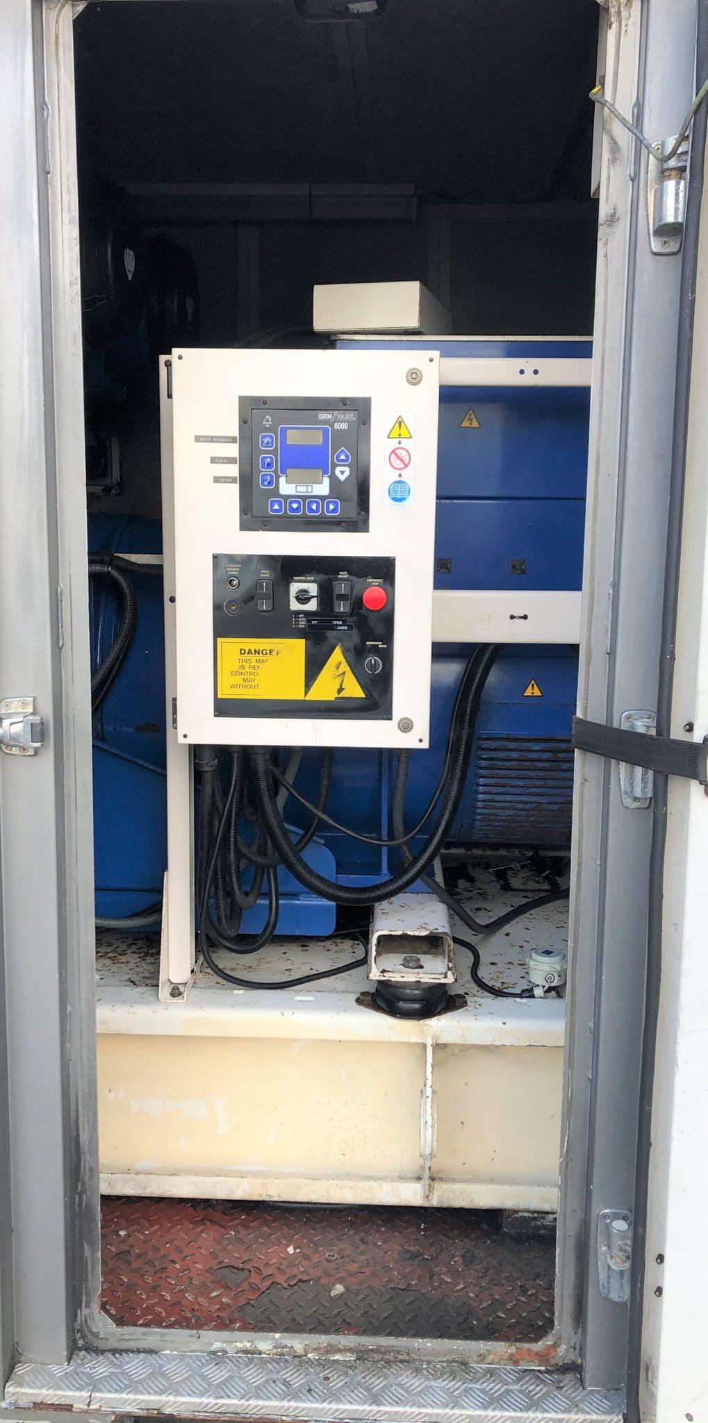 800 KVA Perkins Leroy Somer Used Diesel Generator 3
