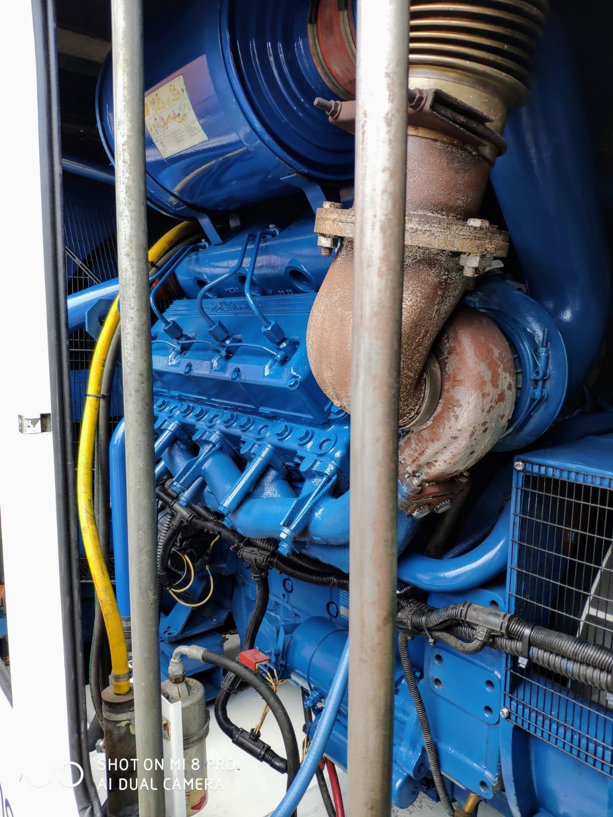 500 KVA FG Wilson Perkins Stamford Acoustic Generator 5