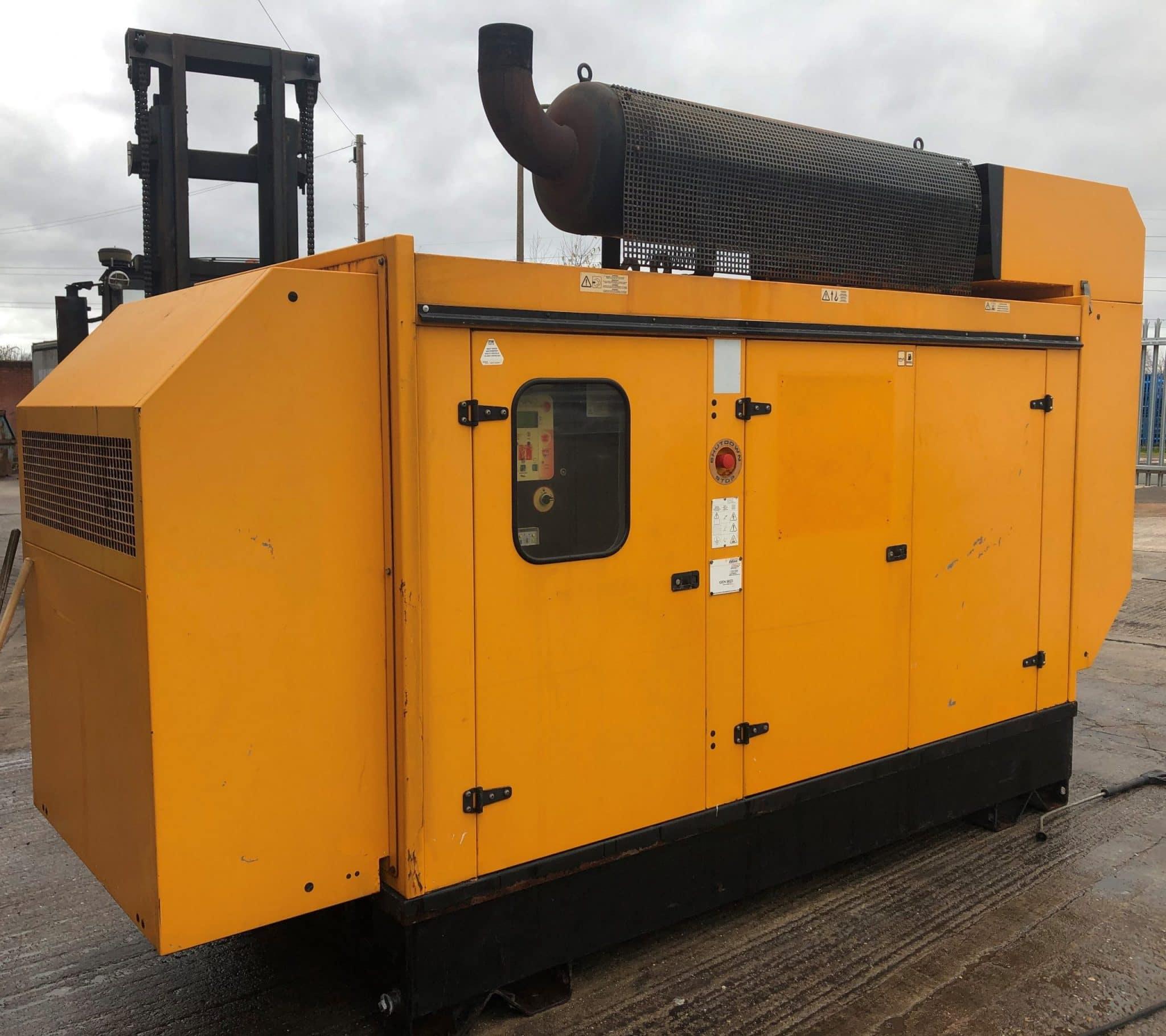 350 Kva Perkins Stamford Acoustic Generator 1