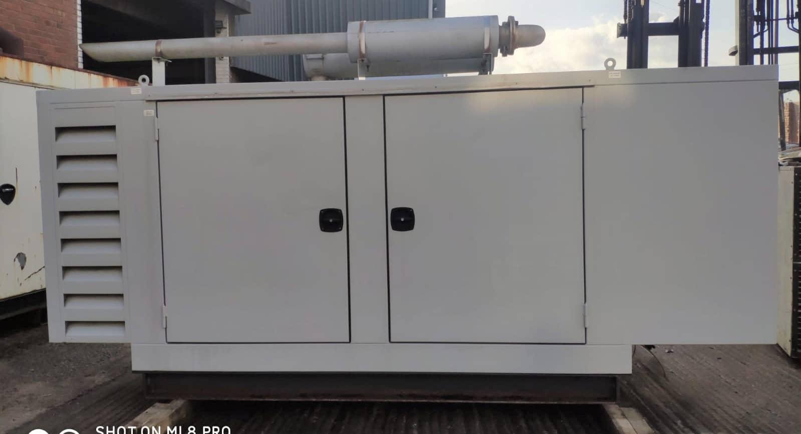 100 KVA Perkins MeccAlte Acoustic Generator 4