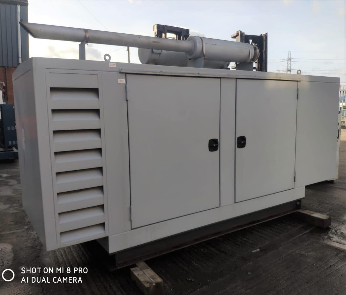 100 KVA Perkins MeccAlte Acoustic Generator 5