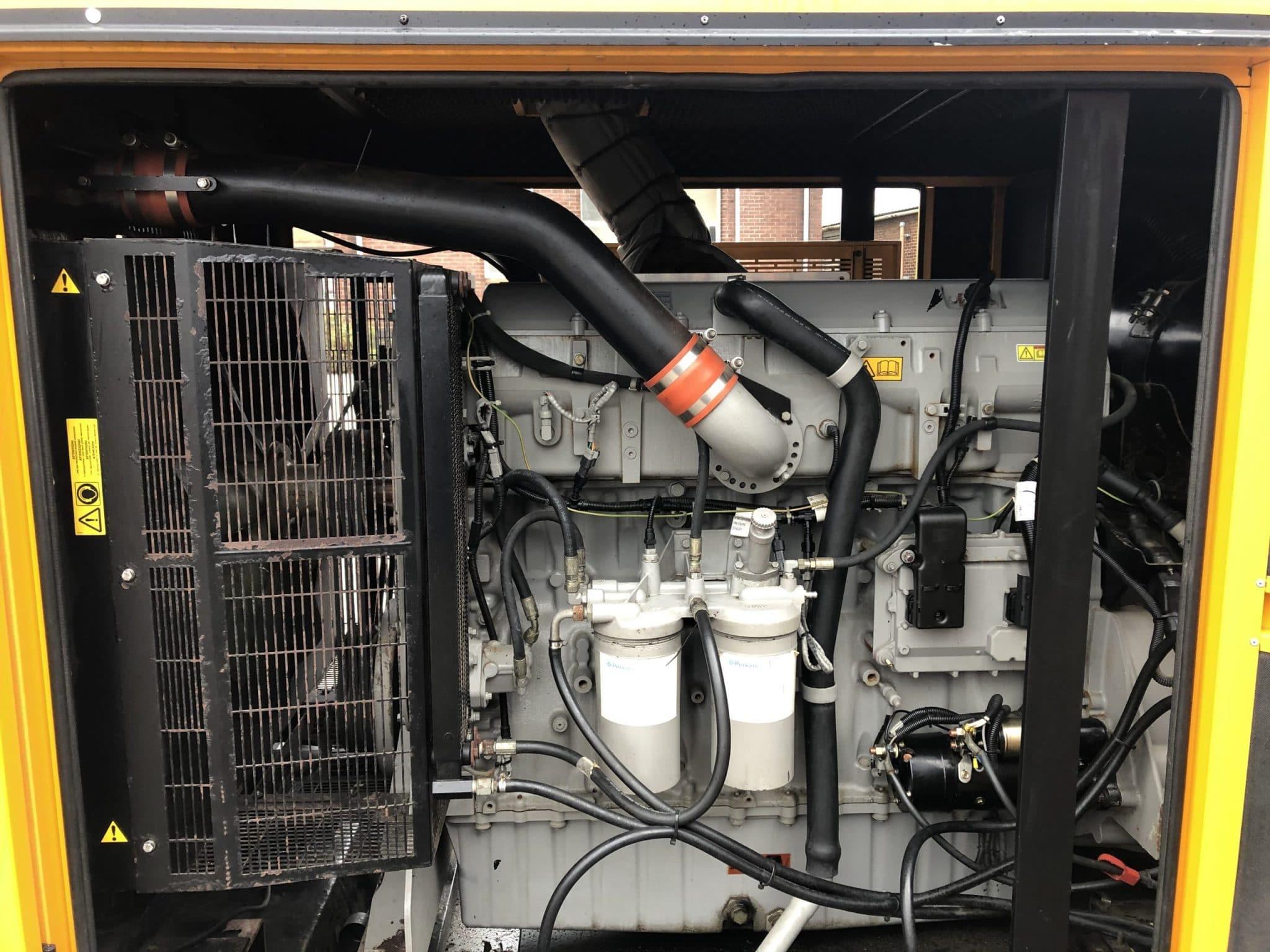 350 KVA Perkins Stamford Acoustic Generator 3