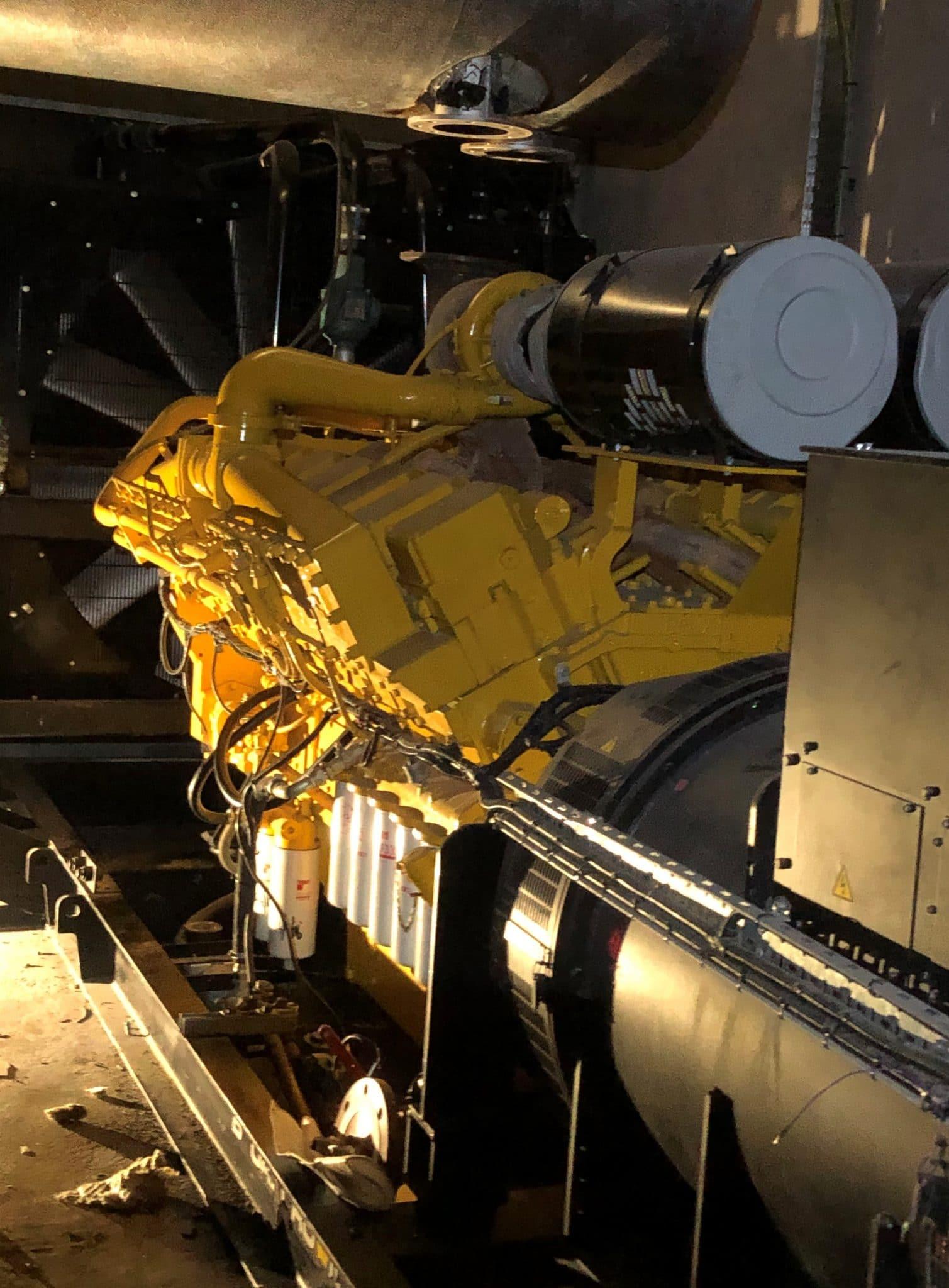 1500 KVA KTA50-GS5 Cummins/Stamford Generator 1