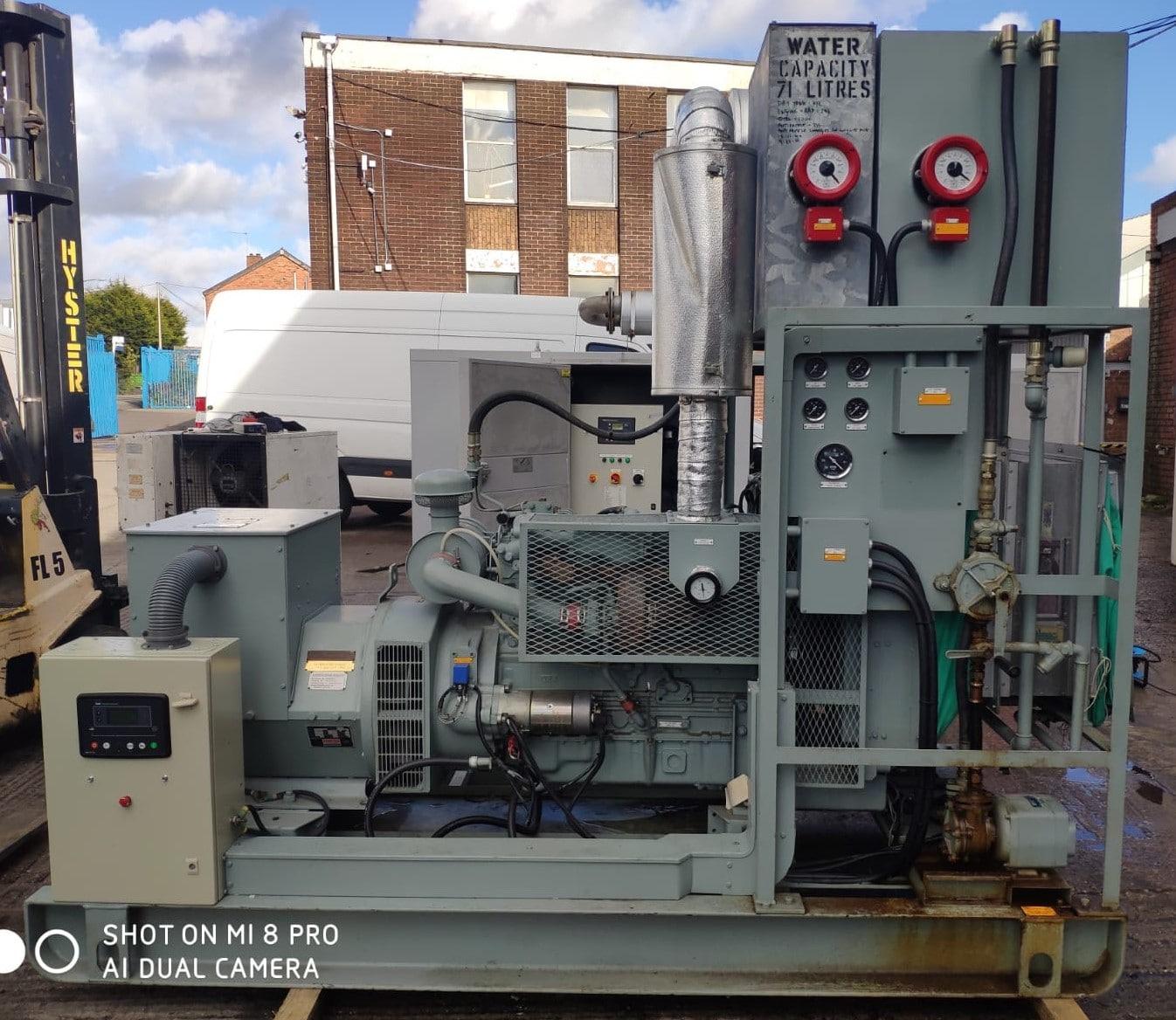 72KVA Perkins Stamford Open Type Diesel Generator (BT Specs)