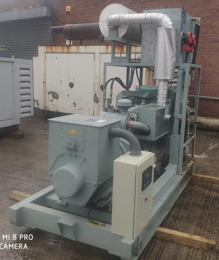 72 Kva Perkins Stamford Open Type Diesel Generator (BT Specs) 2