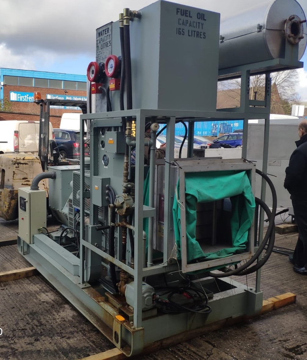 72 Kva Perkins Stamford Open Type Diesel Generator (BT Specs) 3