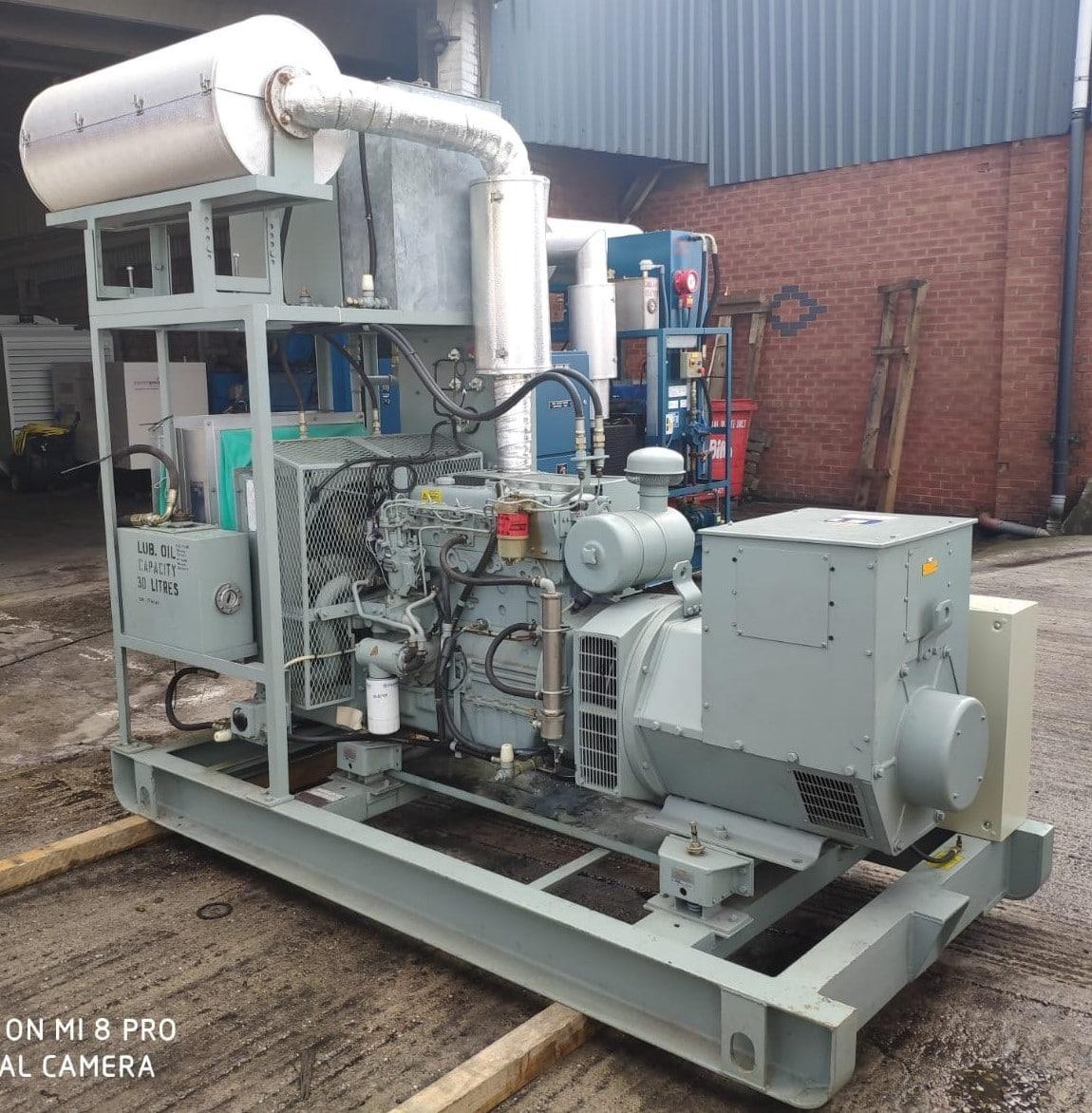 72 KVA Perkins Stamford Open Type Diesel Generator (BT Specs) 5