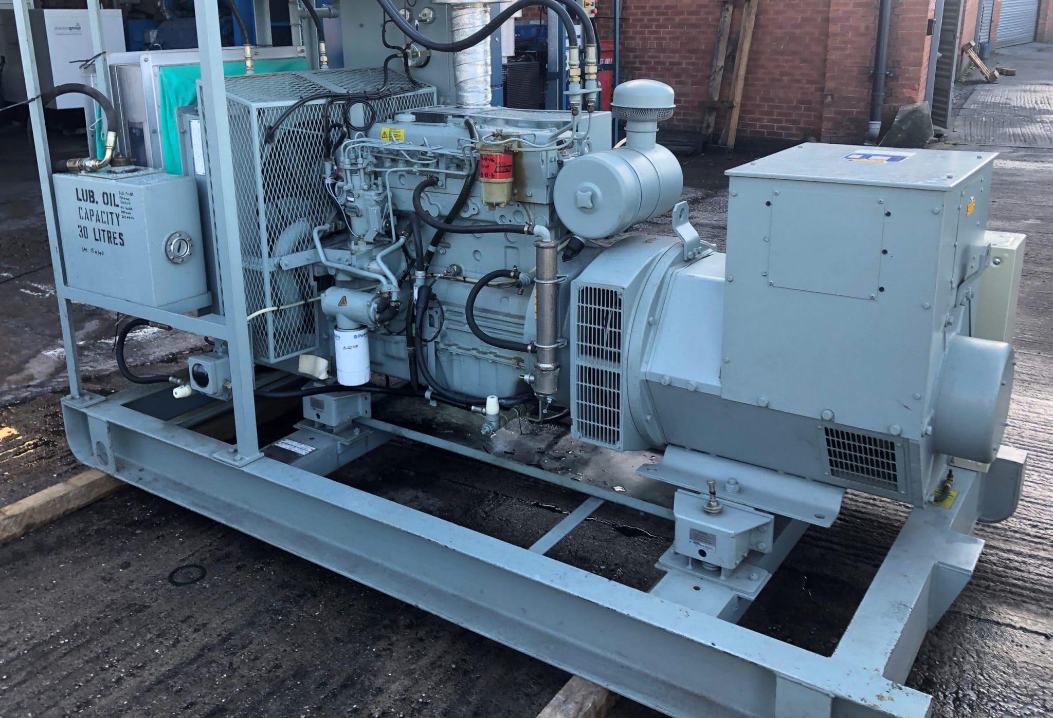 72 KVA Perkins Stamford Open Type Diesel Generator (BT Specs) 6