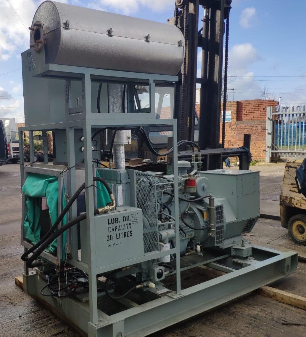 72 KVA Perkins Stamford Open Type Diesel Generator (BT Specs) 7
