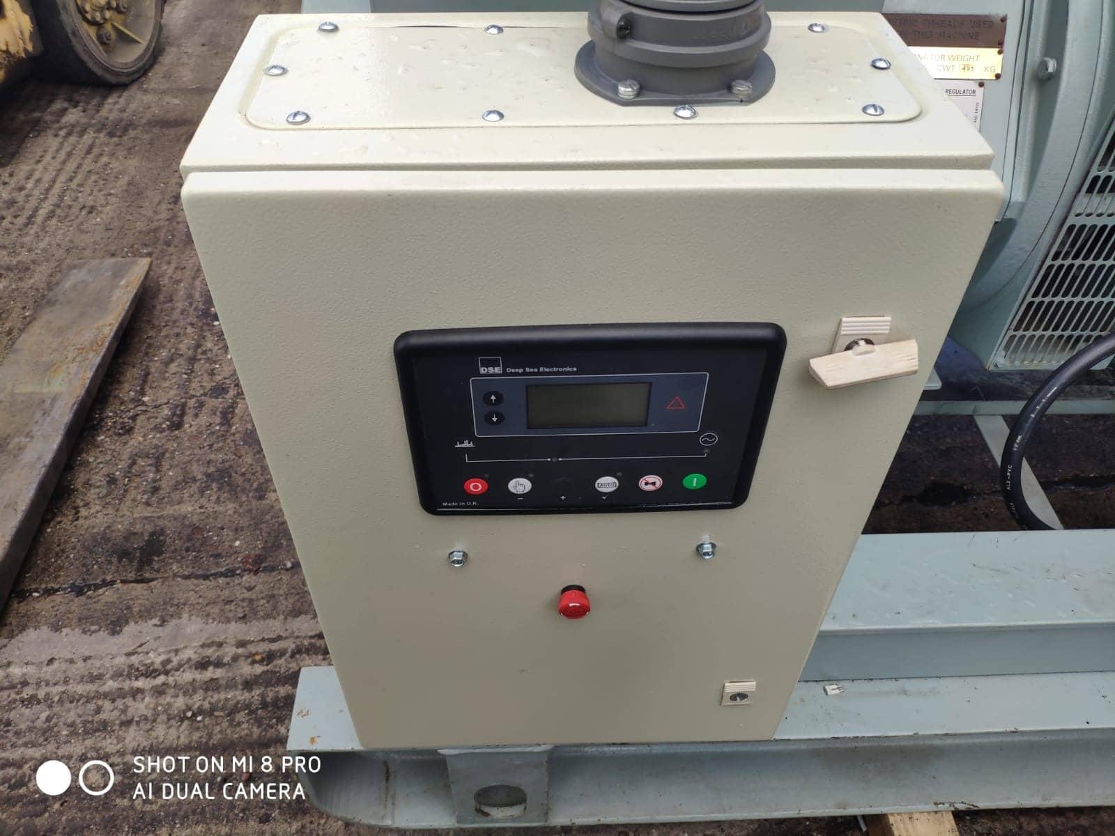 72 KVA Perkins Stamford Open Type Diesel Generator (BT Specs) 8