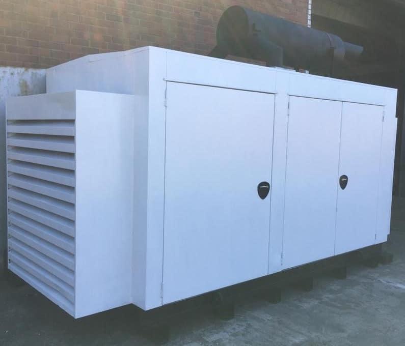 500 KVA Deutz Stamford Used Acoustic Generator 2
