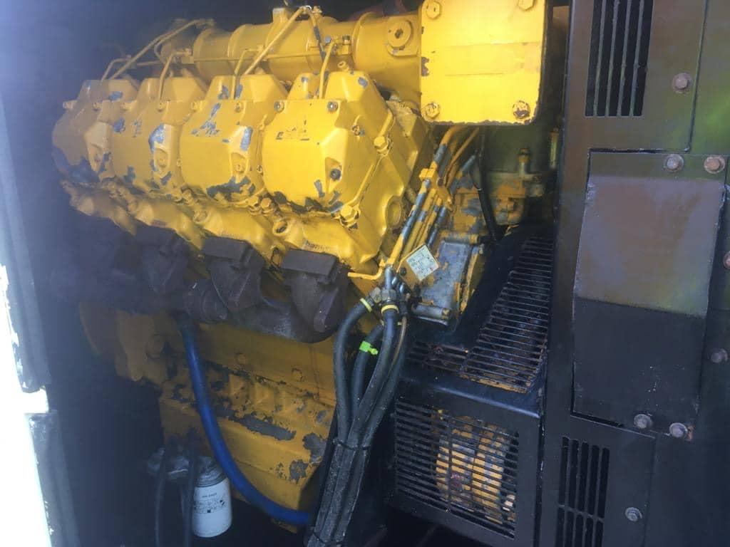 500 KVA Deutz Stamford Used Acoustic Generator 3