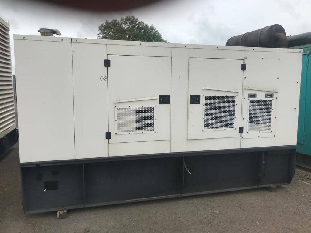 250 Kva CAT Acoustic Generator