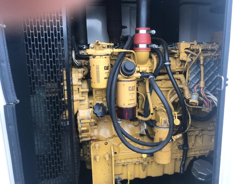 250 Kva CAT Acoustic Diesel Generator