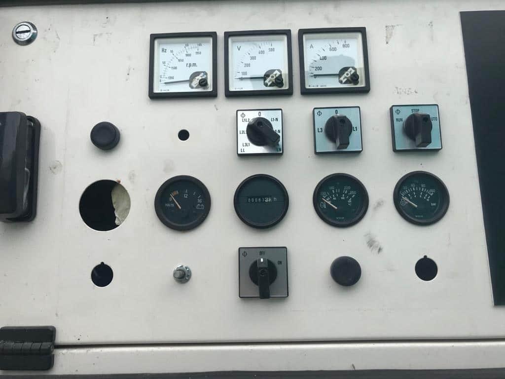 250 Kva CAT Acoustic Generator 3