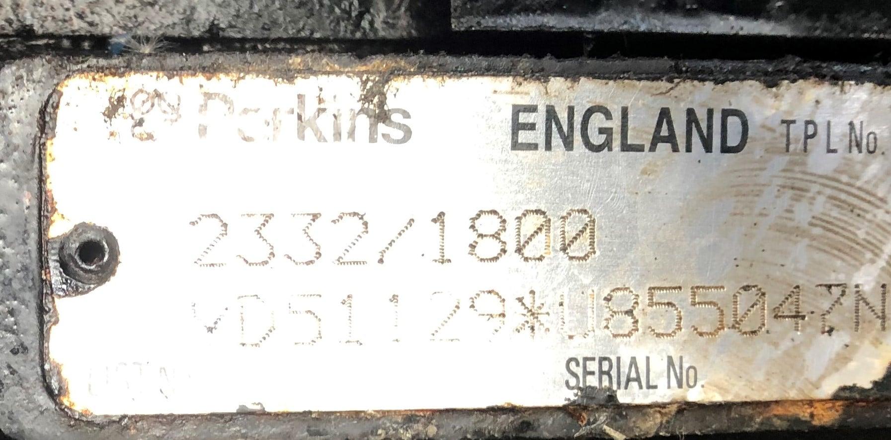 150 Kva Perkins Leroy FG Wilson (Rental Specs) Acoustic Generator 10