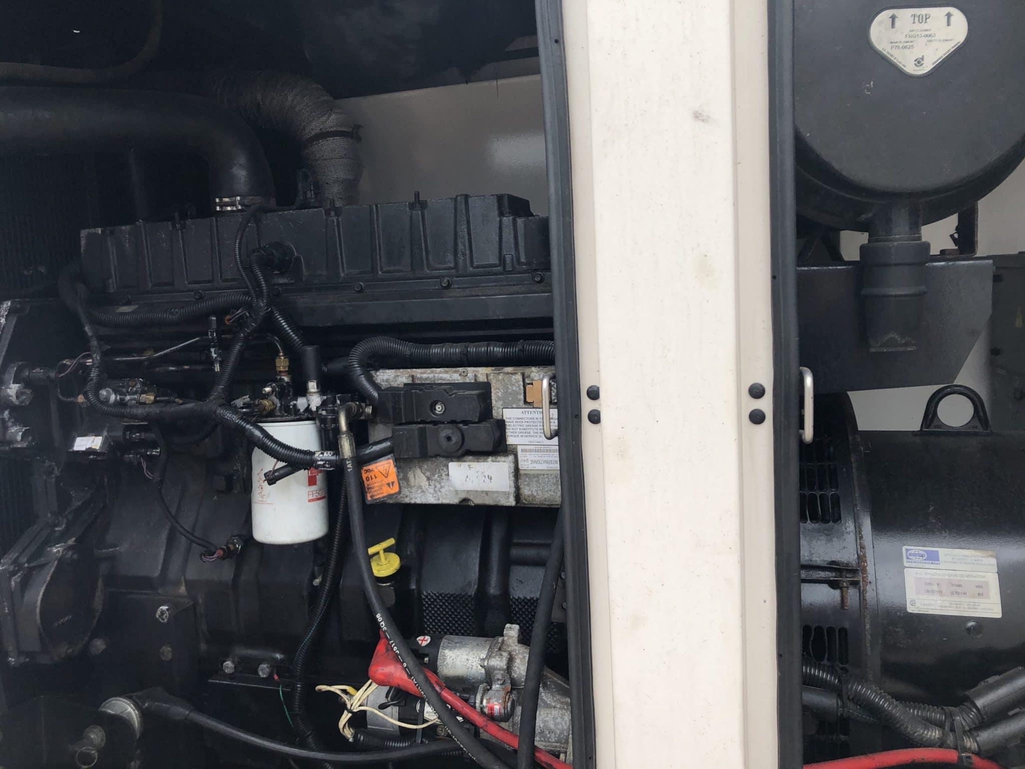 200 Kva FG Wilson Perkins/Leroy Acoustic (Rental Specs) Generator