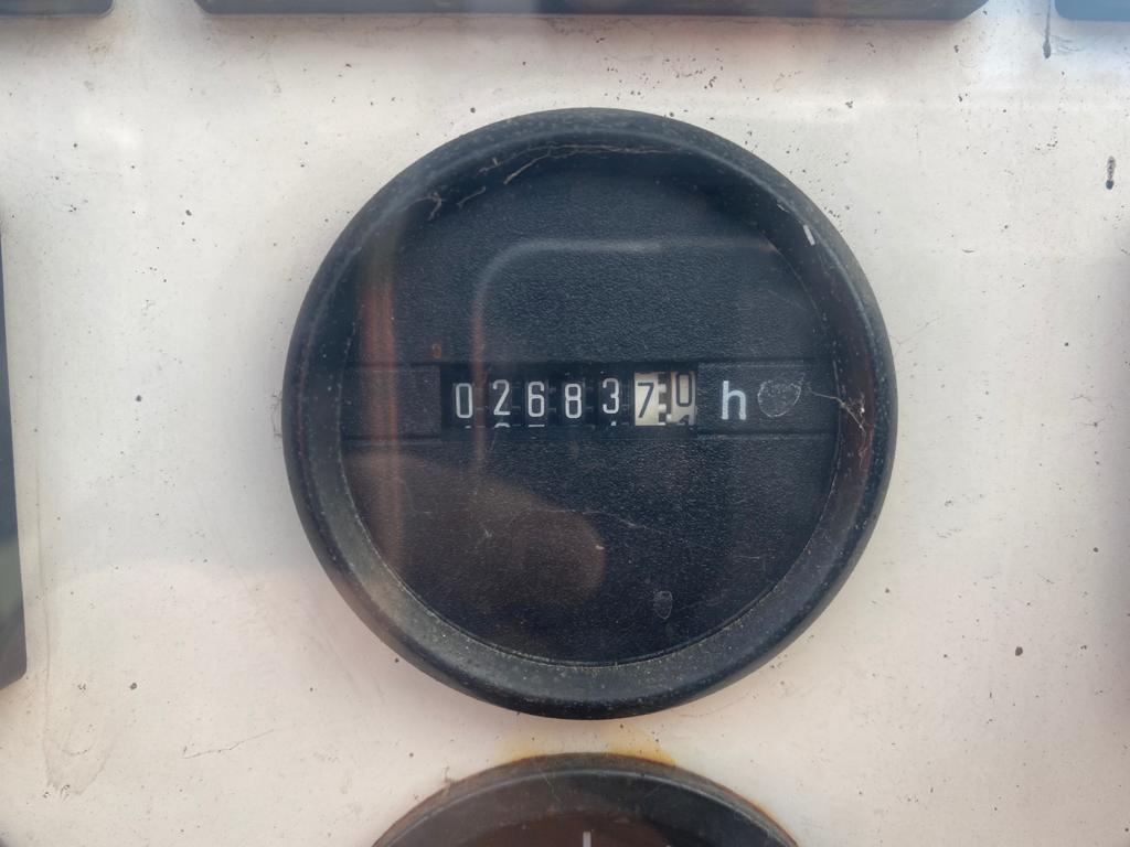 200 Kva FG Wilson Perkins/Leroy Somer Acoustic Generator hours