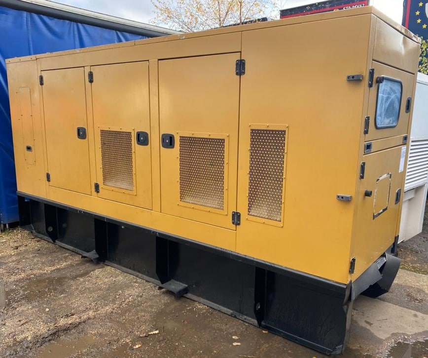 250 Kva Olympian Perkins/Leroy acoustic generator (Rental Specs) for sale