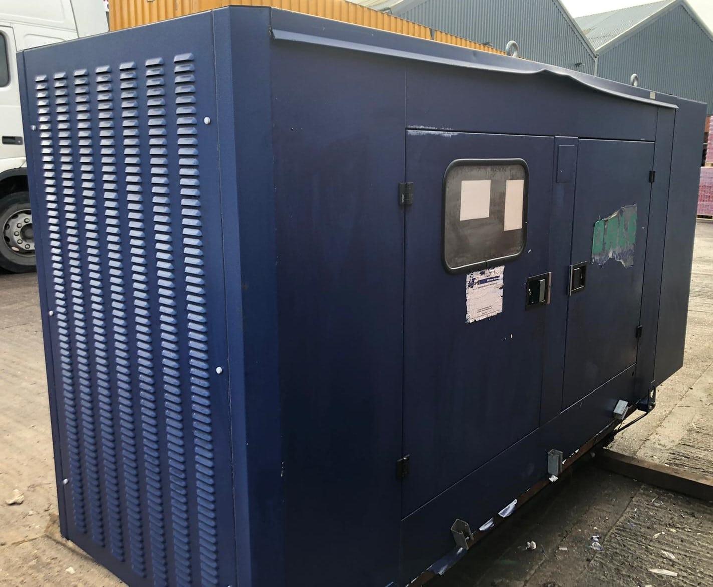 73 kVA  Perkins/Stamford Acoustic Generator