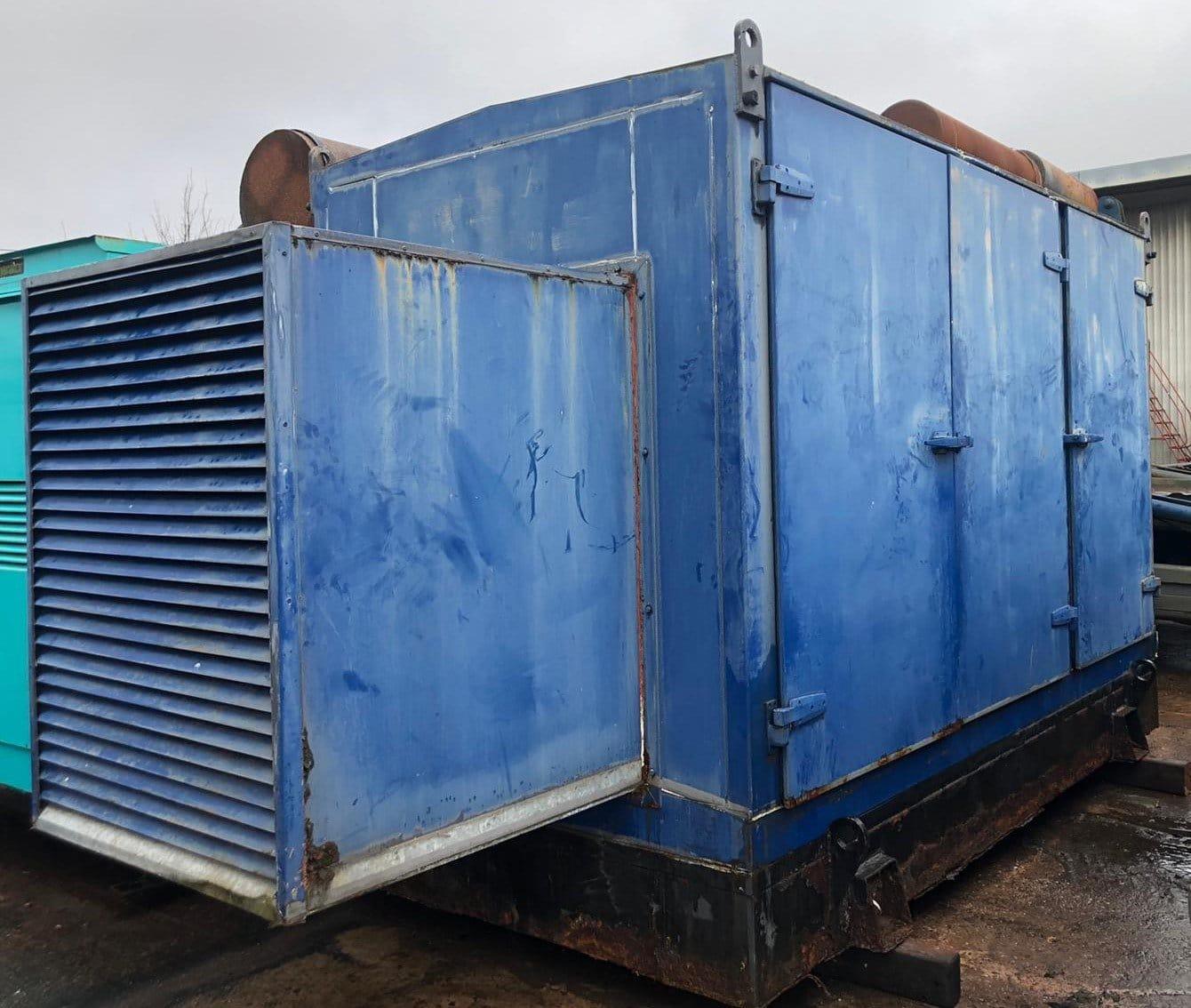 325 Kva Cummins/Stamford Acoustic /generator Generator for Sale