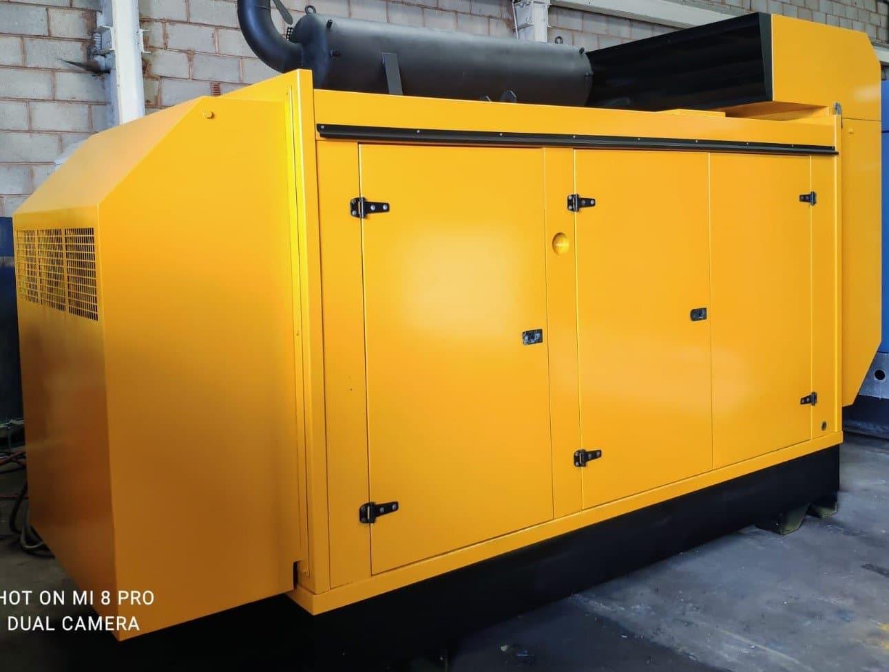 300 kVA Visa Perkins/Stamford Acoustic Generator.