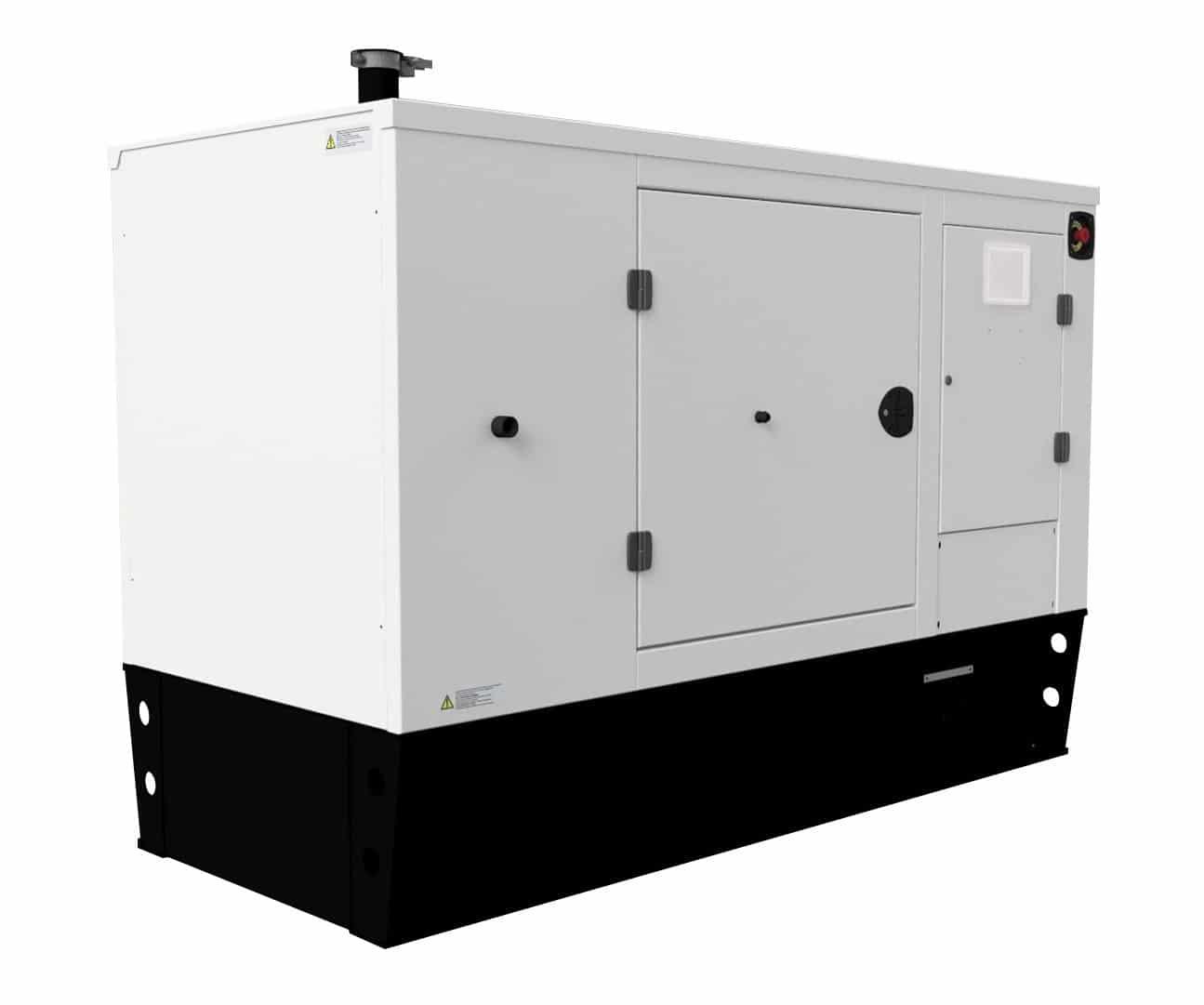 Perkins Stamford 100 kVA Silent Diesel Generator
