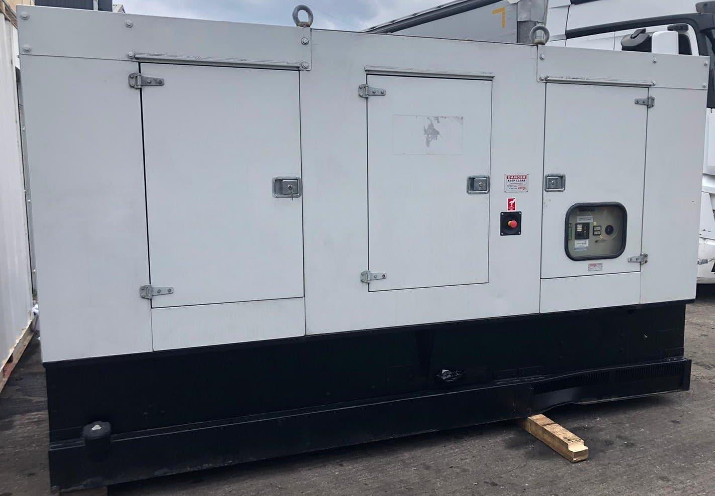 500 kVA Volvo/Stamford Acoustic Generator