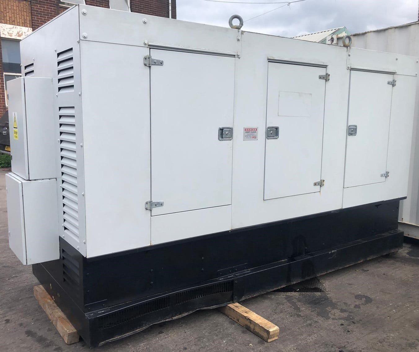 buy 500 kVA Volvo/Stamford Acoustic Generator