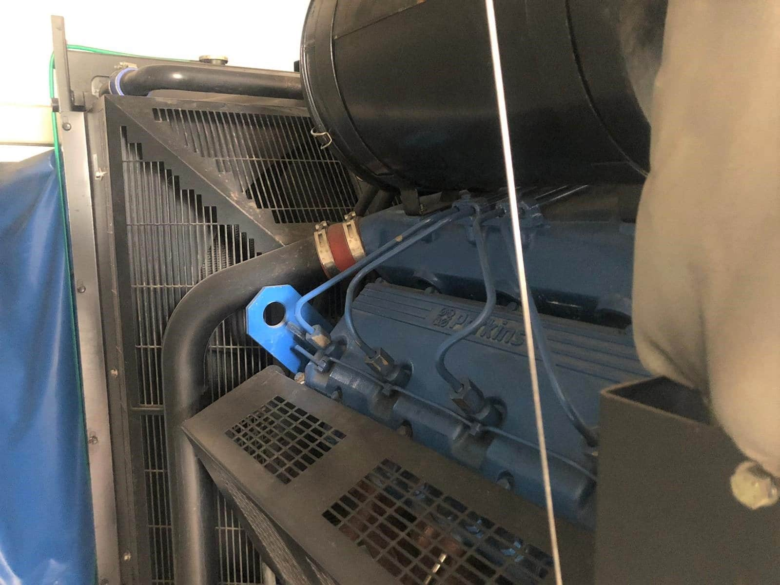 500 KVA FG Wilson Perkins/Leroy Generator 2