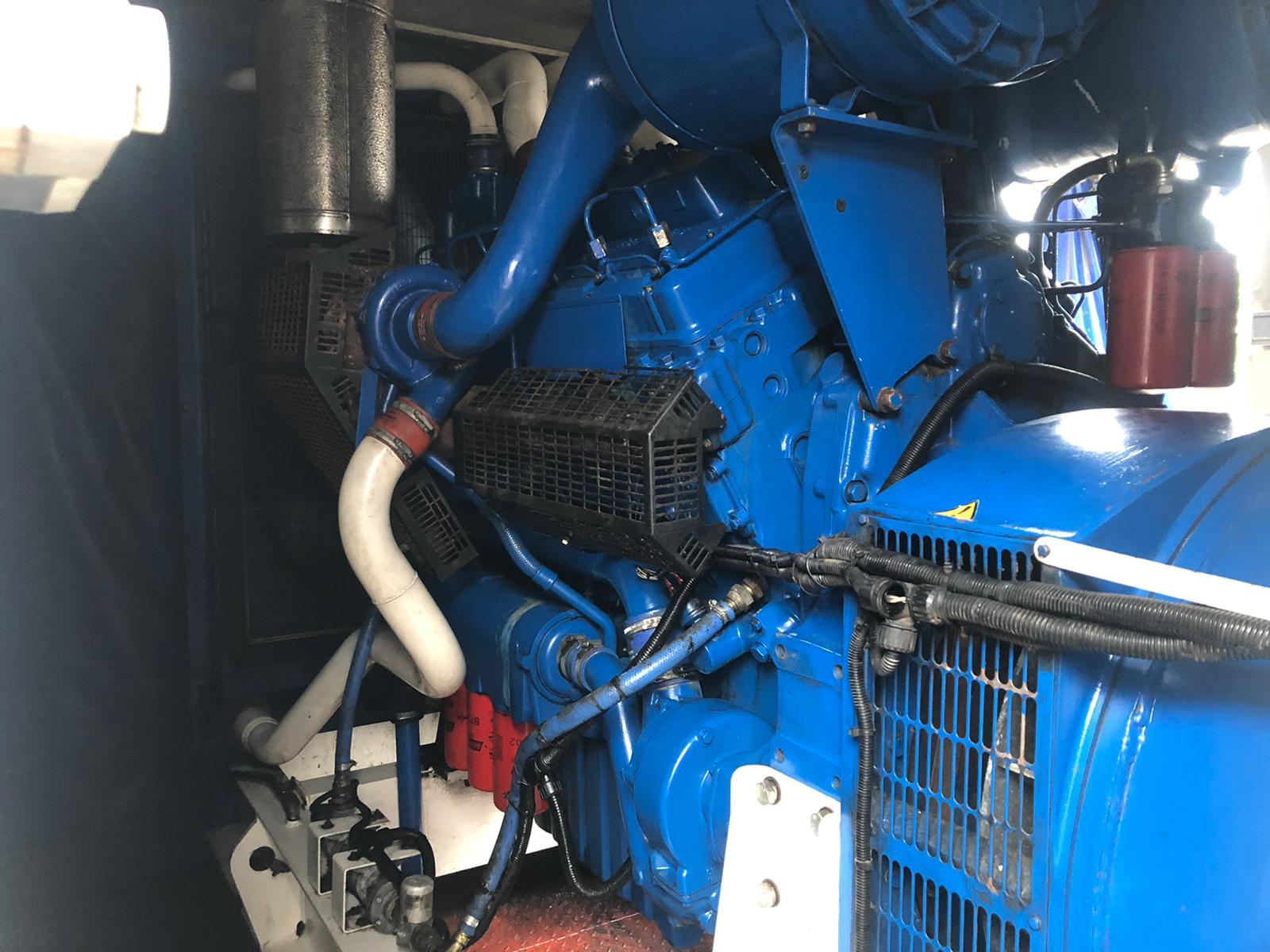 800 FG Wilson, Perkins/Stamford Generator