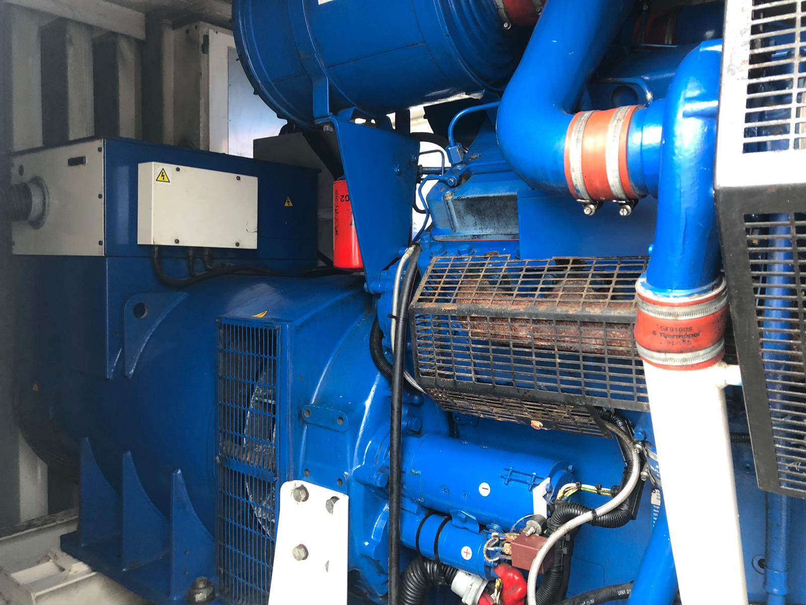 800 FG Wilson, Perkins/Stamford Generator 2
