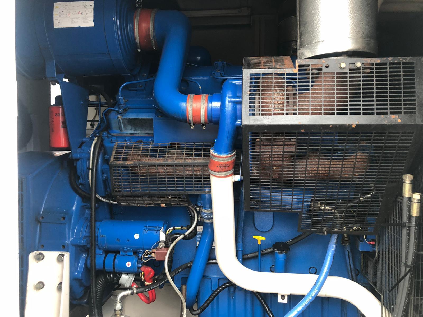 800 FG Wilson, Perkins/Stamford Generator 3