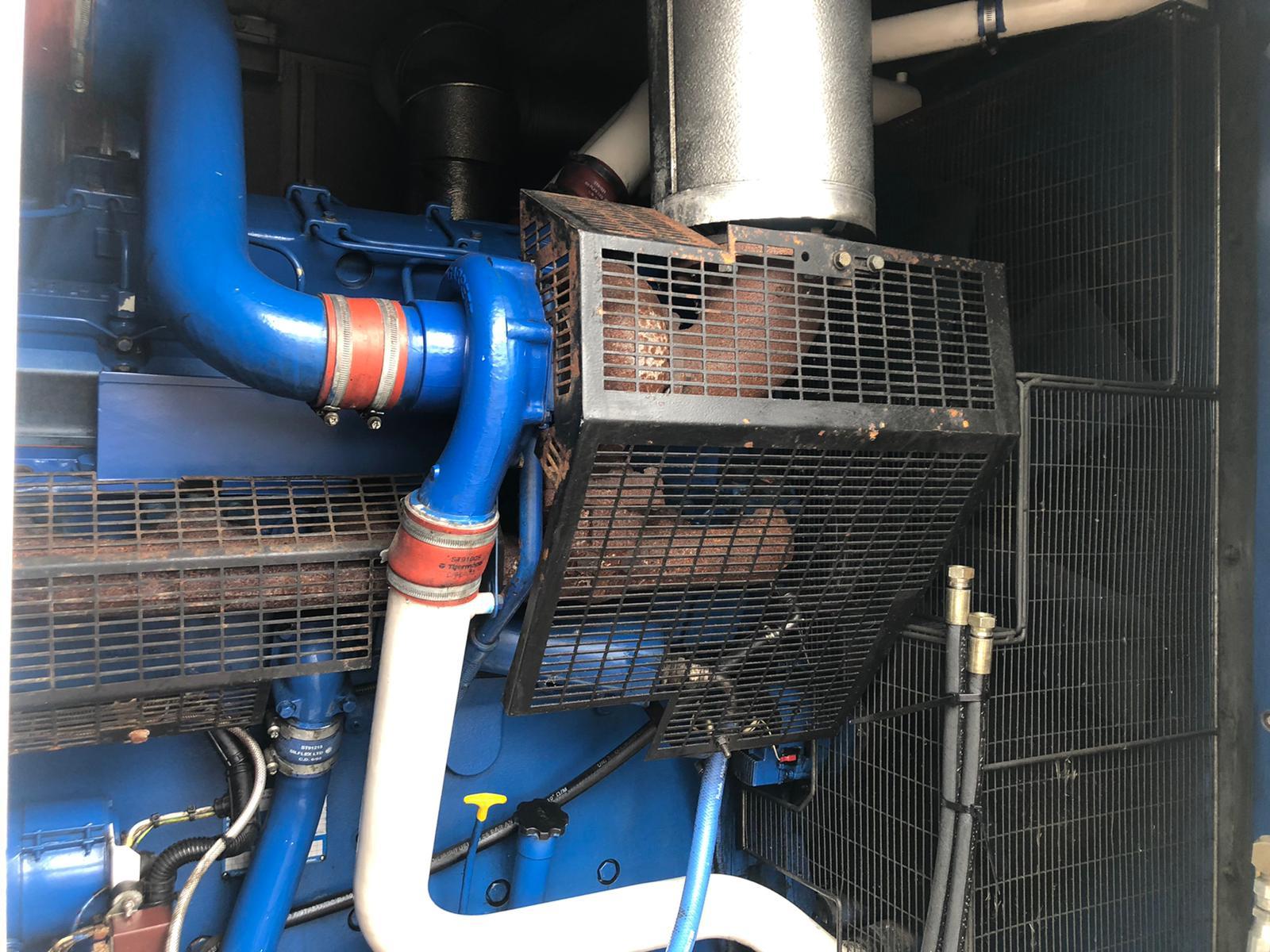 800 FG Wilson, Perkins/Stamford Generator 4