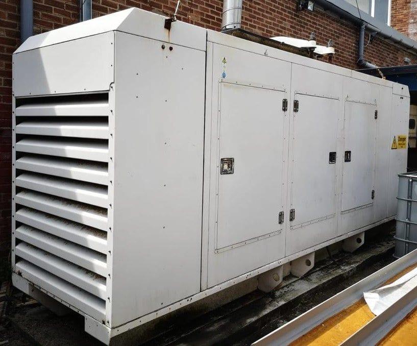 380  F G Wilson Perkins/Stamford Acoustic Generator